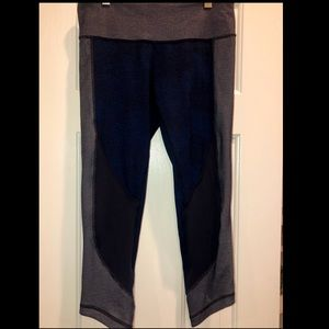 Lululemon Wunder Under Crop Pants